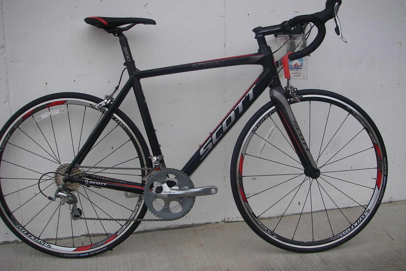 2013 Scott Speedster 30 Tiagra  Medium