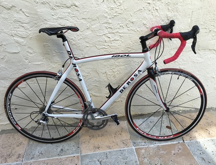 discount bikes, bicycles for sale, bike discount, 2012 De Rosa IDOL