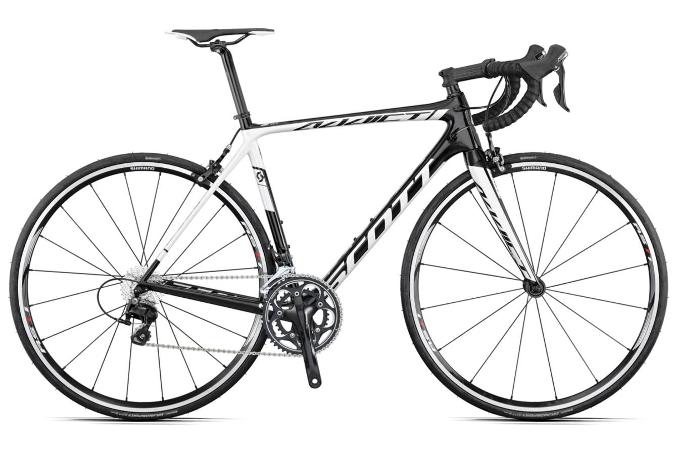 2015 Scott Scott Addict 30 (CD22) 54cm