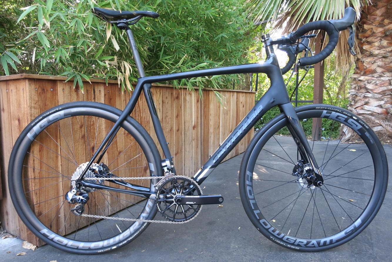 2016 Cannondale Synapse Black Inc.  58cm