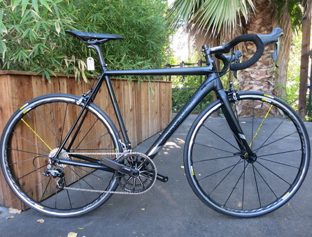 discount bikes, bicycles for sale, bike discount, 2016 Cannondale CAAD 12 Black Inc.