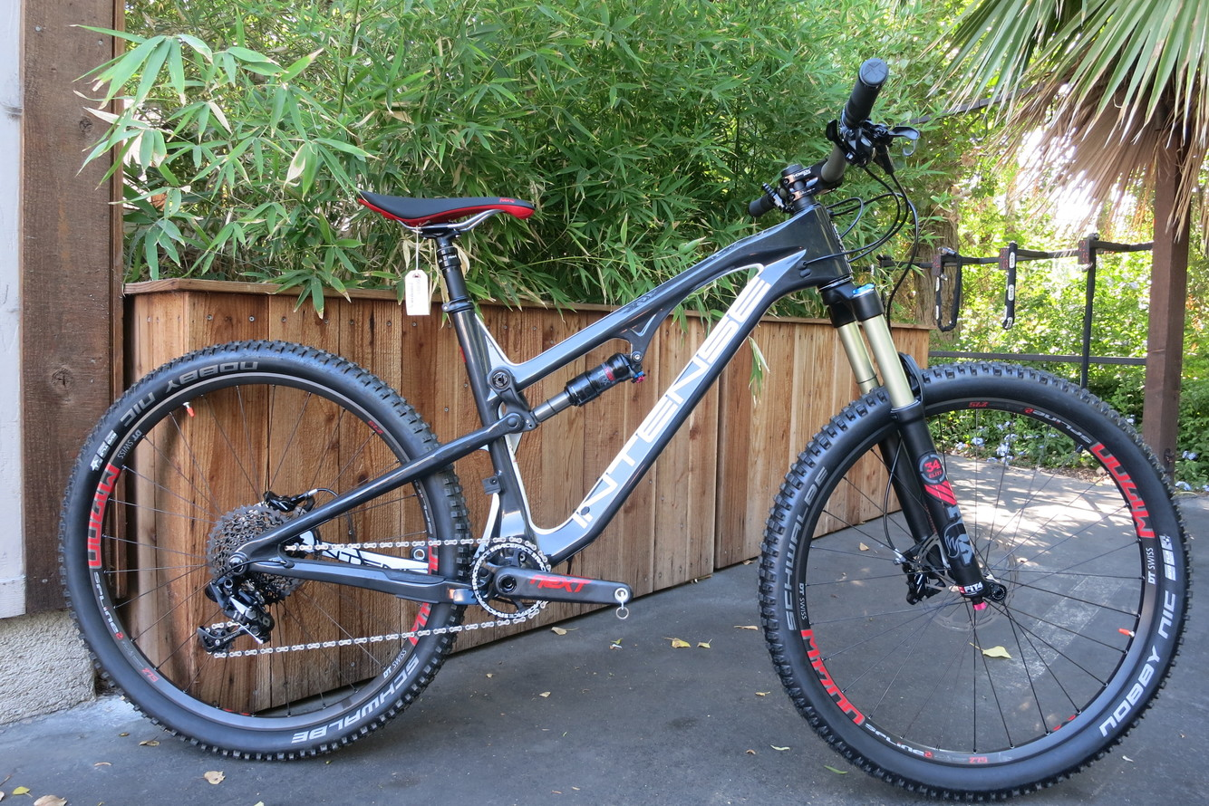 2016 Intense Spider 275C Medium