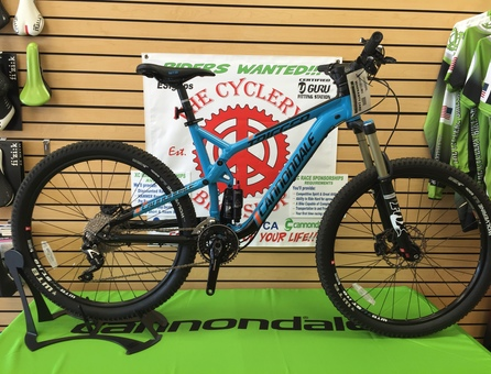 discount bikes, bicycles for sale, bike discount, 2015 Cannondale Trigger 27.5  3