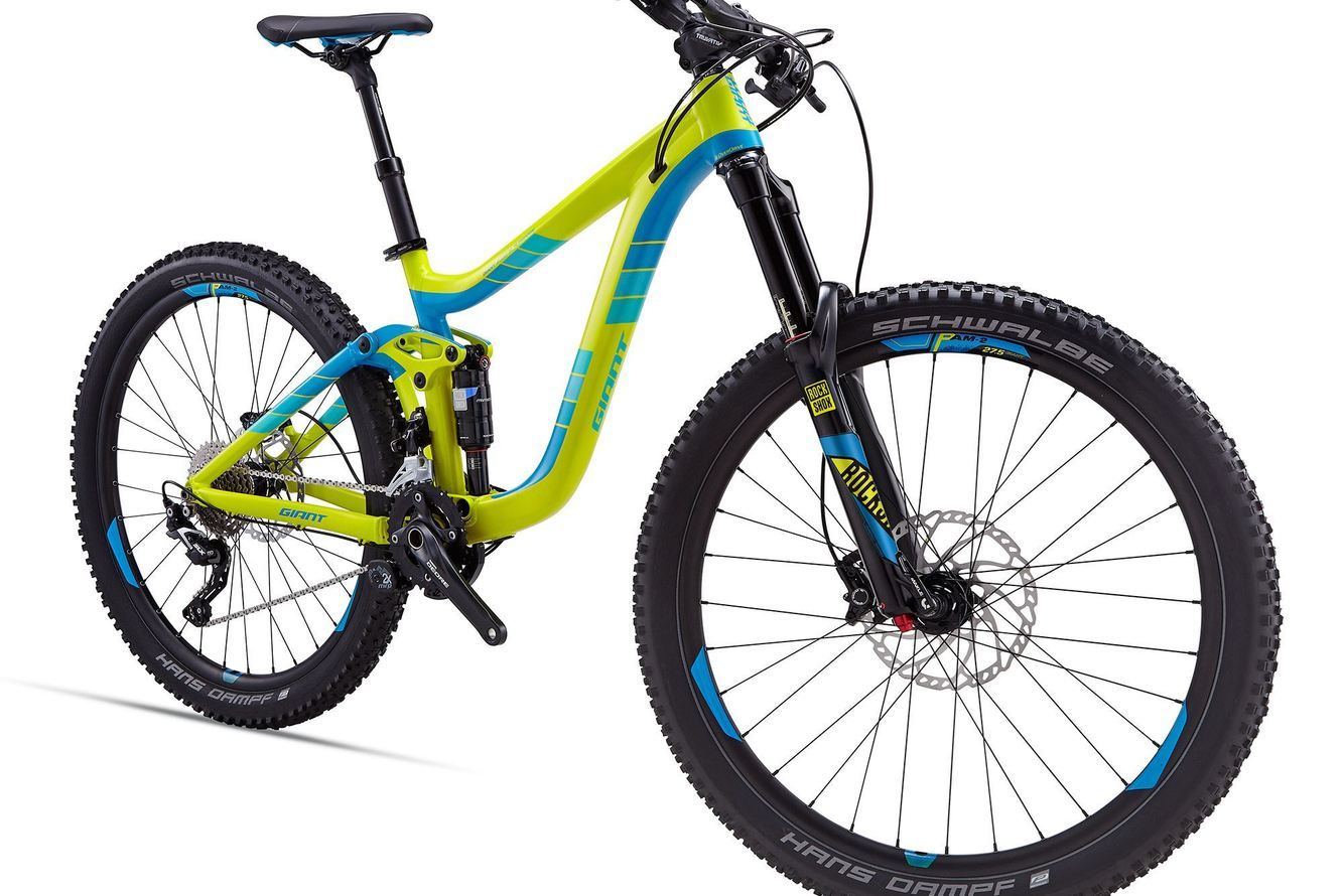 2016 Giant REIGN 27.5 2 DEMO Medium