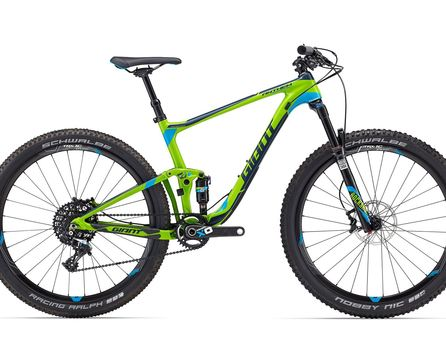 discount bikes, bicycles for sale, bike discount, 2016 Giant Anthem Advanced SX 27.5 Demo