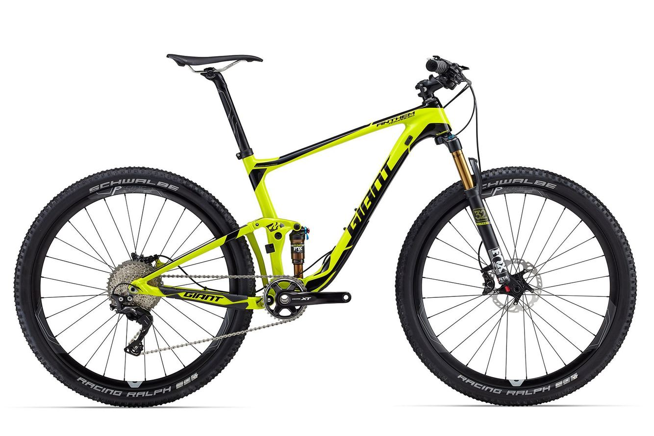 2016 Giant Anthem Advanced 27.5 1  Medium