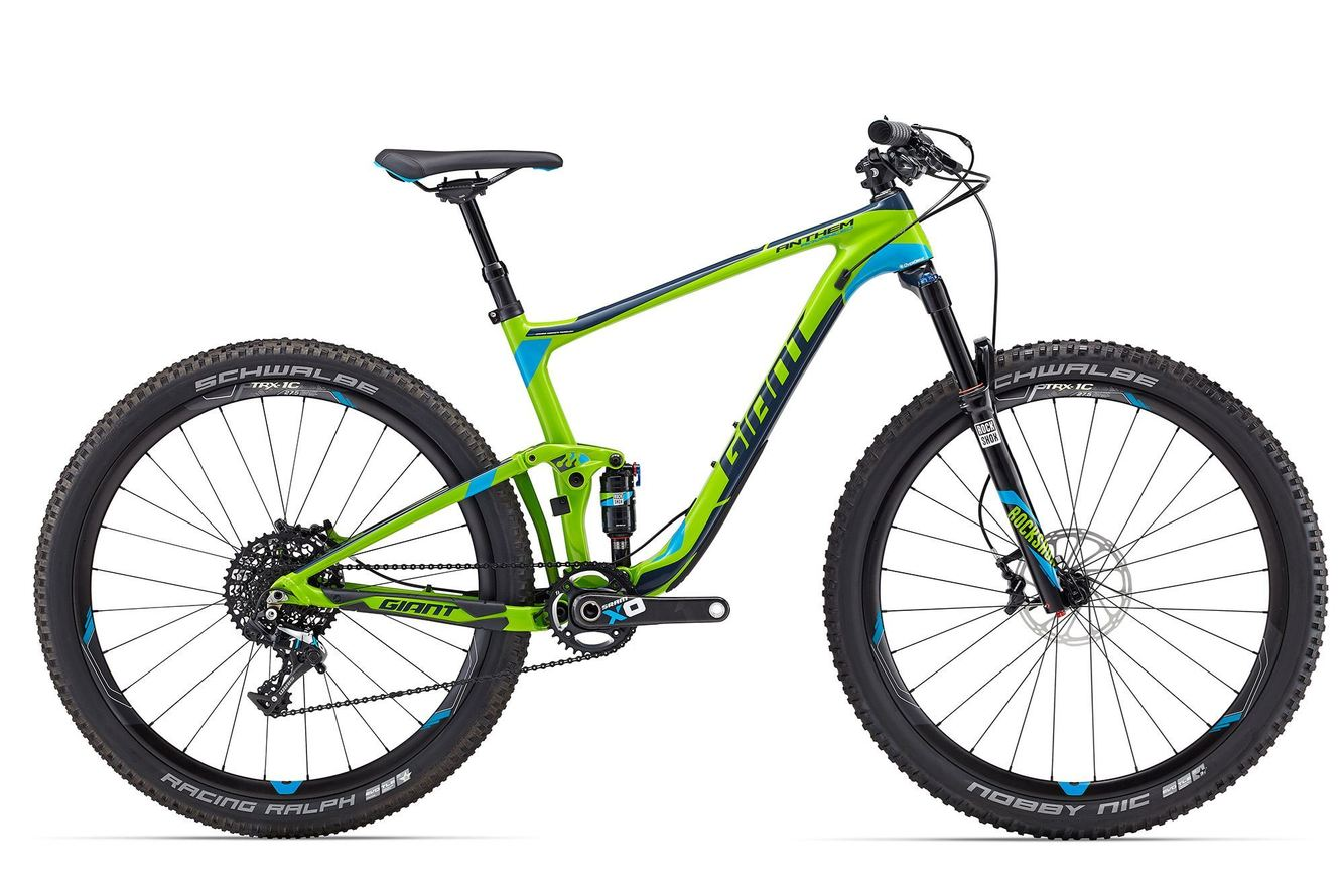 2016 Giant  Anthem Advanced SX 27.5 Medium