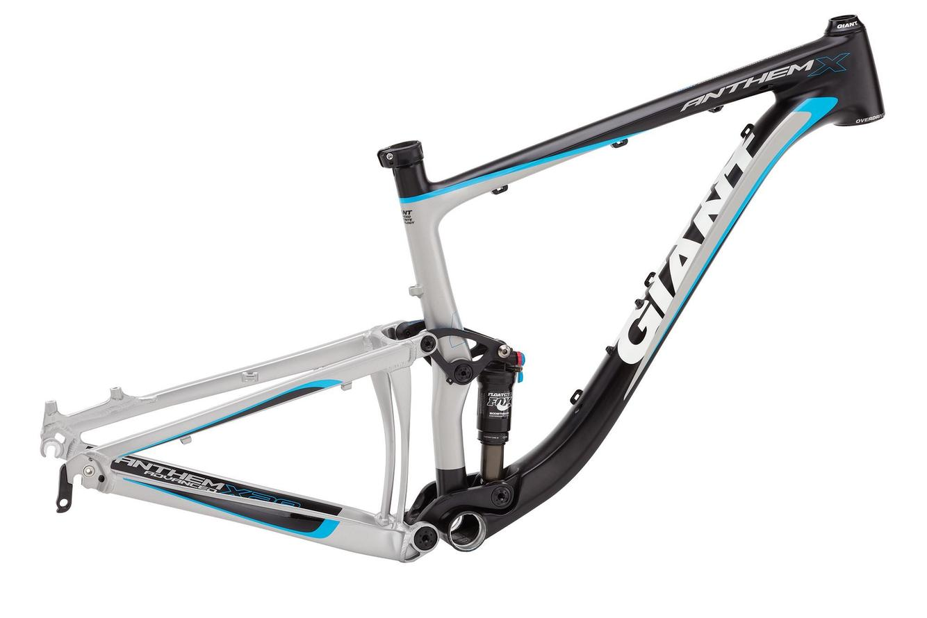 2014 Giant  Anthem X Advanced 29r frameset Small