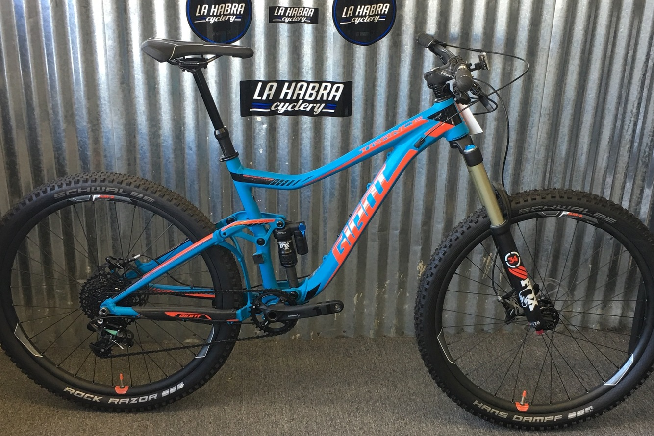 2016 Giant  Trance SX 27.5 Medium