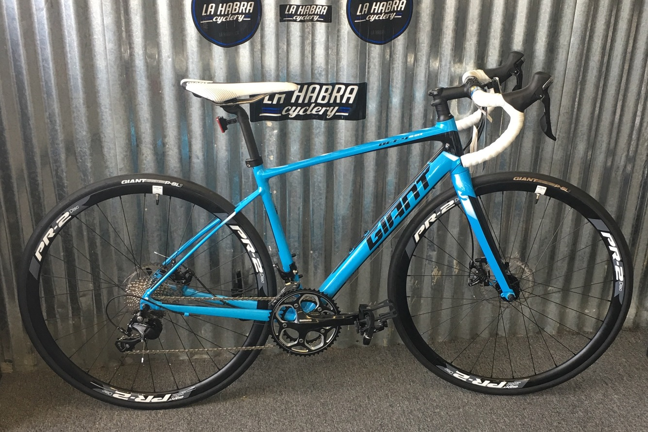 2016 Giant Defy 1 Disc Large