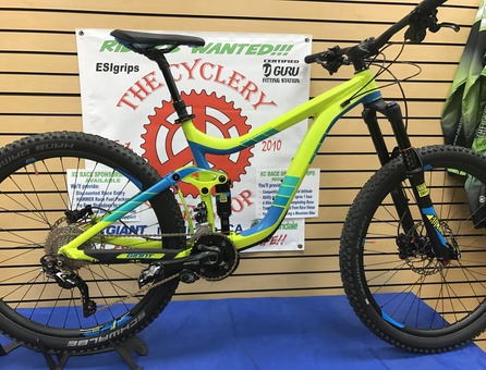discount bikes, bicycles for sale, bike discount, 2016 Giant Reign 27.5 2
