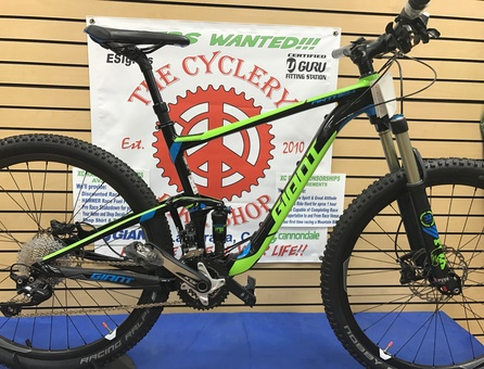 discount bikes, bicycles for sale, bike discount, 2016 Giant Anthem SX 27.5