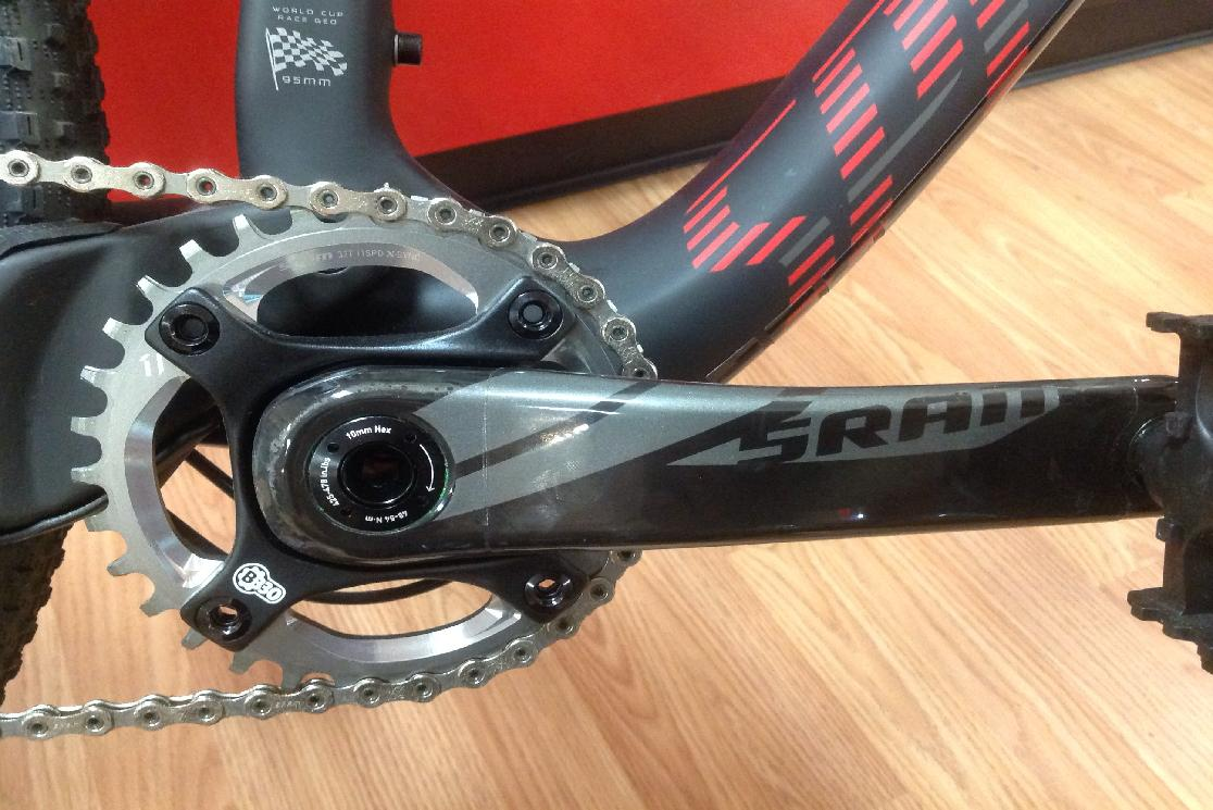 2014 Specialized Epic Expert World Cup 29er Medium