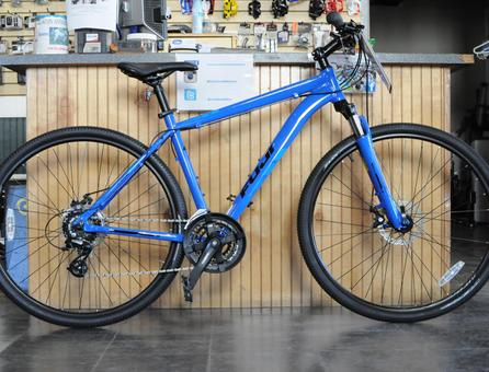 discount bikes, bicycles for sale, bike discount, 2017 Fuji Traverse 1.7 Disc
