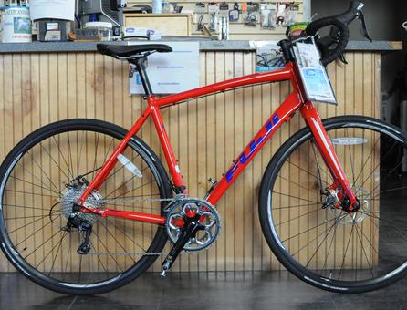 discount bikes, bicycles for sale, bike discount, 2016 Fuji Sportif 1.3 Disc