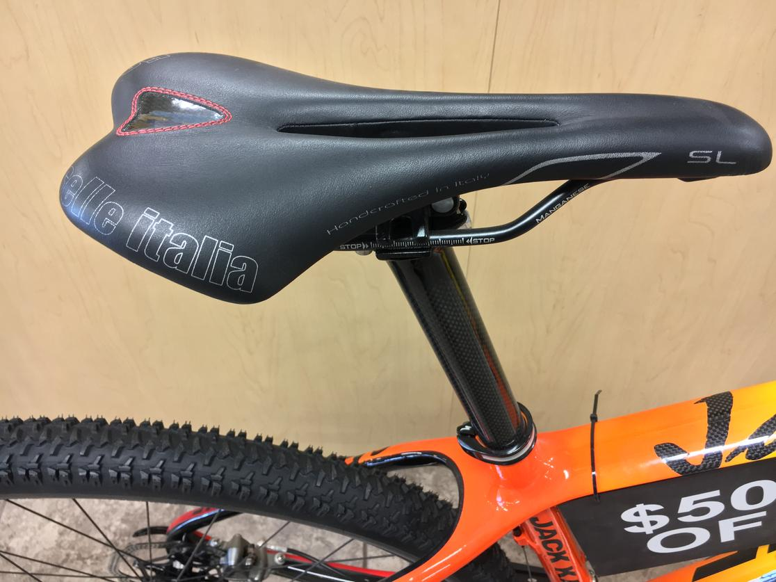 2016 Kane Carbon One Medium