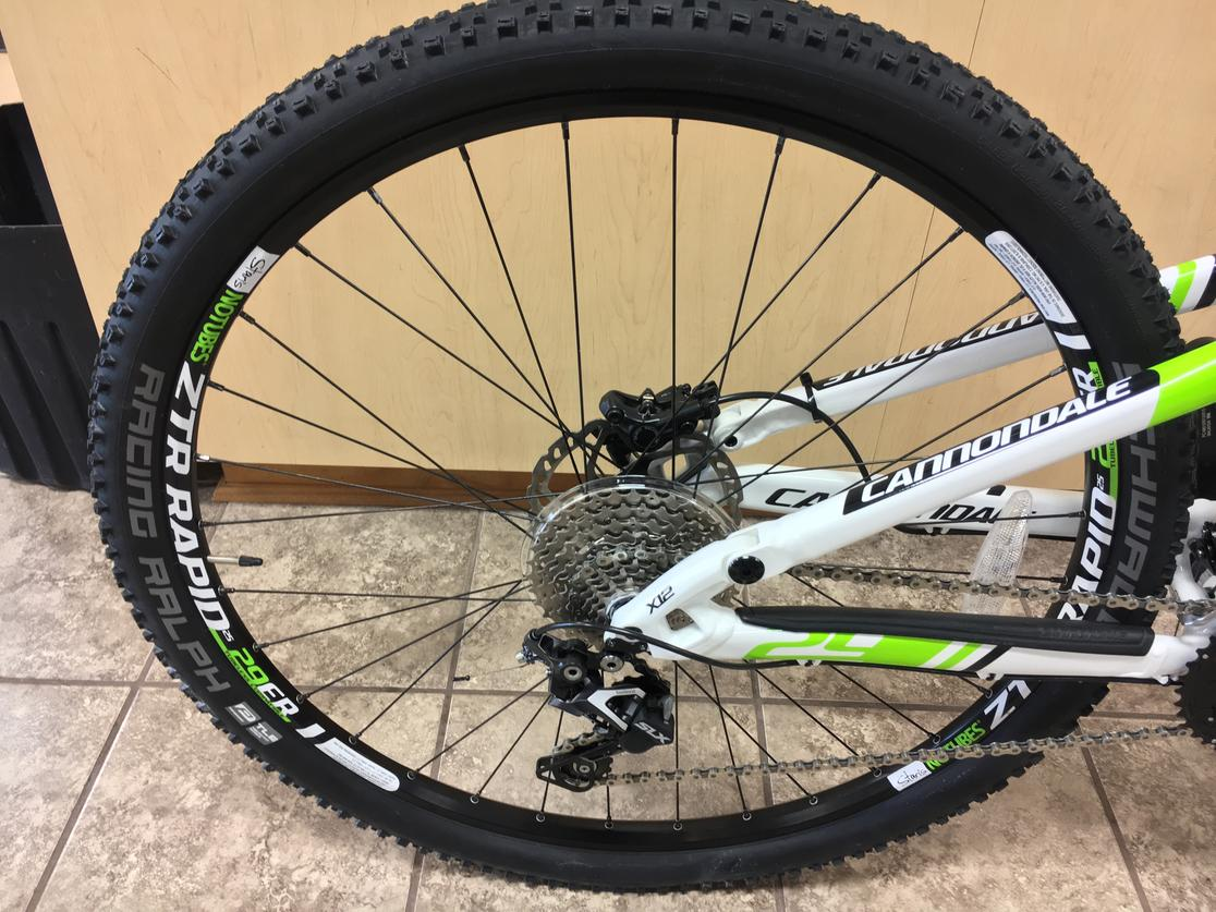 2015 Cannondale Scalpel 17""