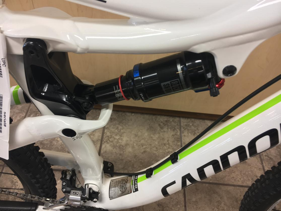 2015 Cannondale Scalpel  19""