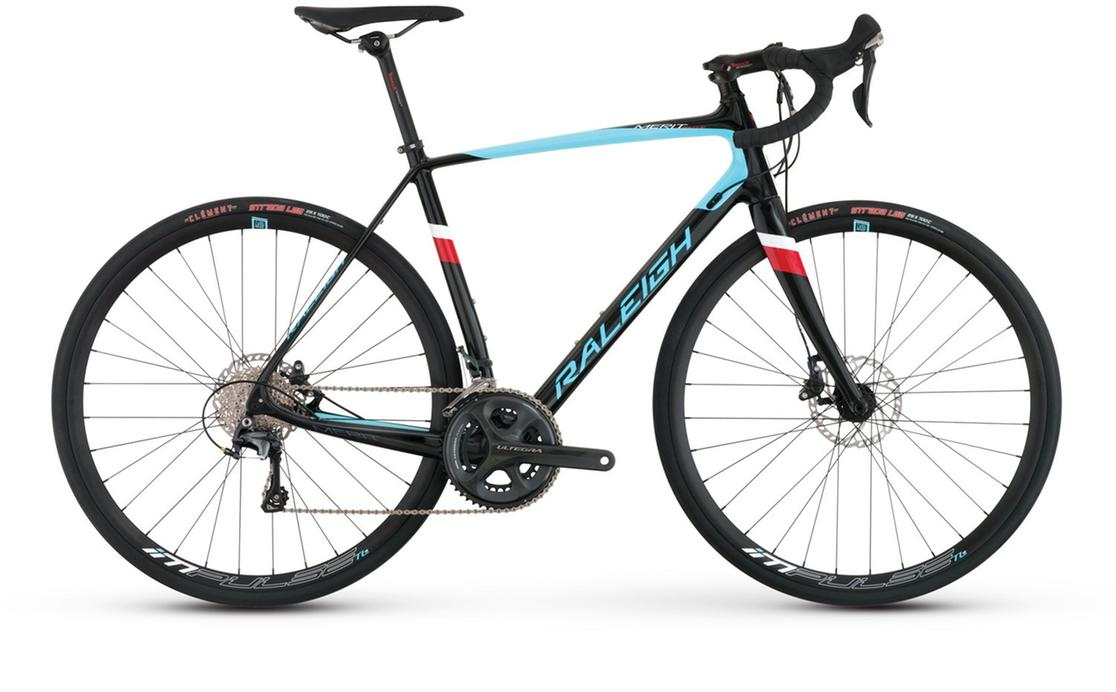 2017 Raleigh Merit Elite 52cm