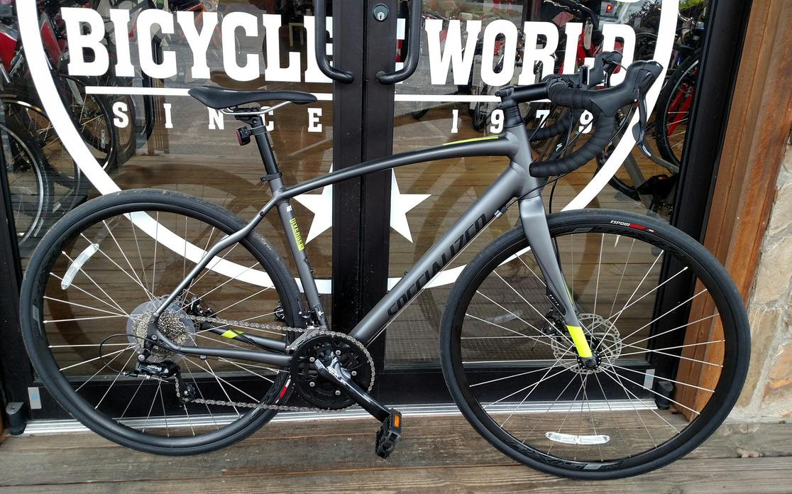 2015 Specialized  Diverge Sport A1 56cm