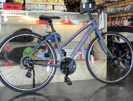 discount bikes, bicycles for sale, bike discount, 2017 Breezer Lady Liberty 6R ST