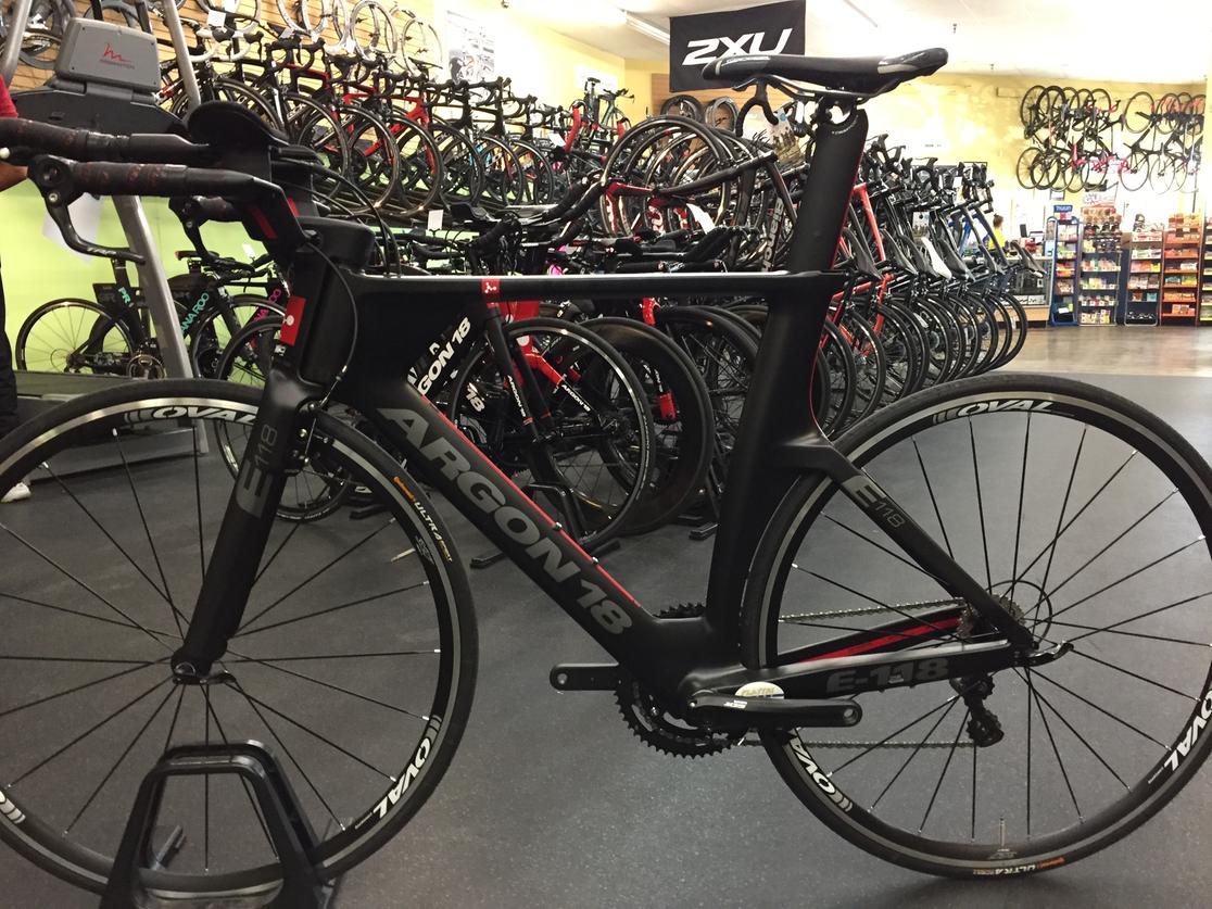 2013 Argon 18 E-118 Large