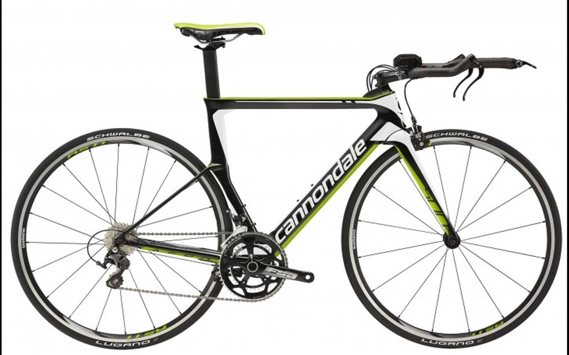 2017 Cannondale  Slice 105  Large