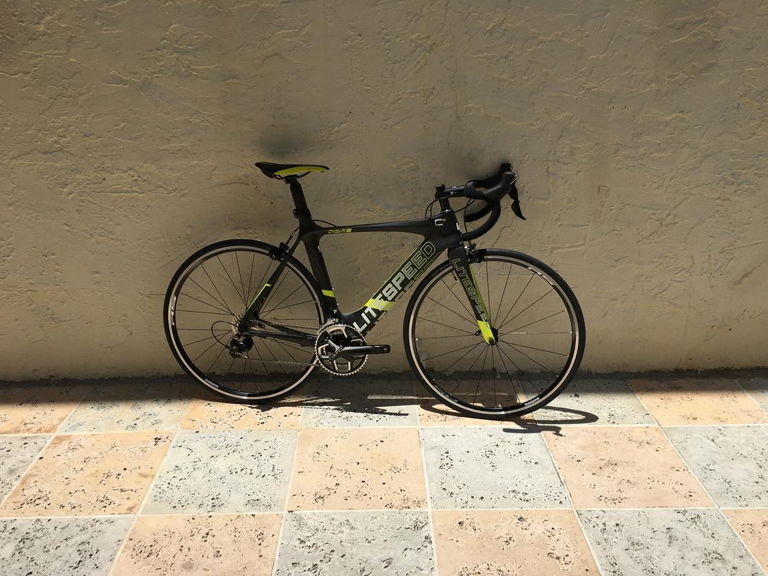 2016 Litespeed  C3 Carbon Large