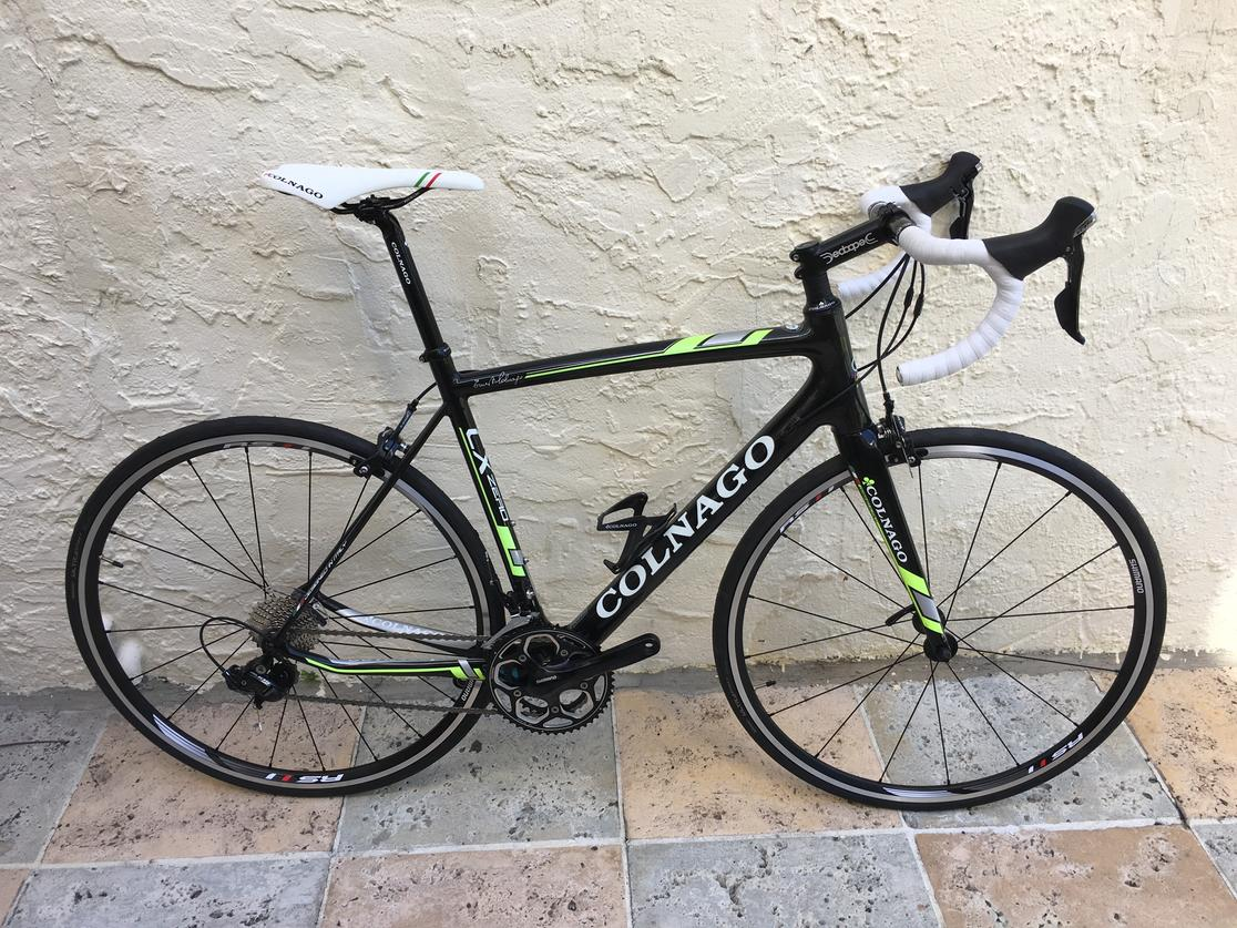2016 Colnago CX ZERO Medium