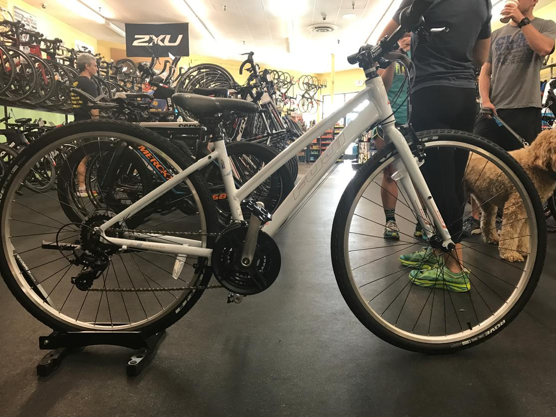 2016 Fuji Absolute 2.3 Small