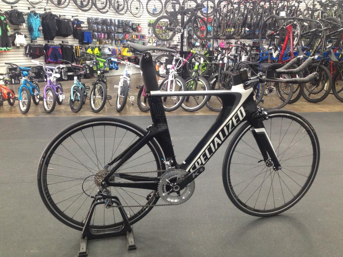 2014 Specialized  Specialized Shiv Elite 52cm