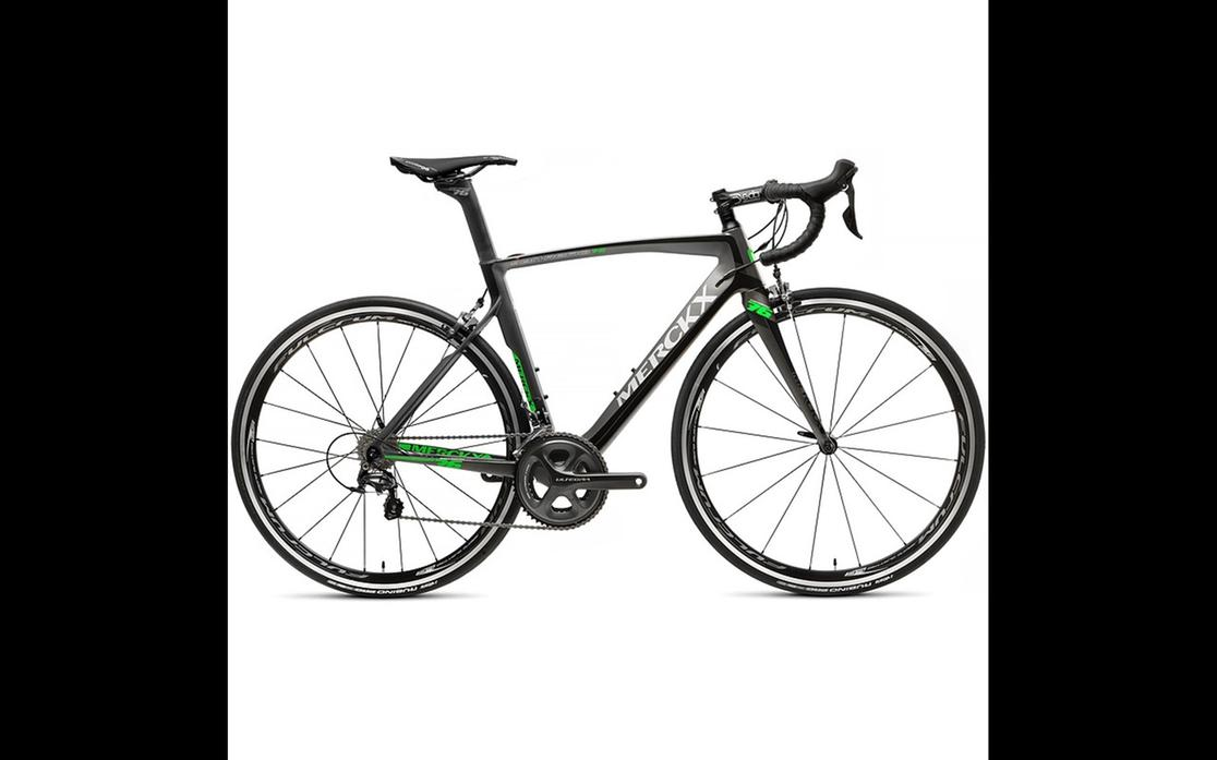 2016 Merckx Tribe Slate - DEMO 58cm