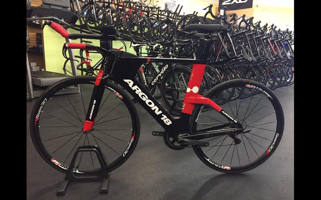 2017 Argon 18 E-119 Small