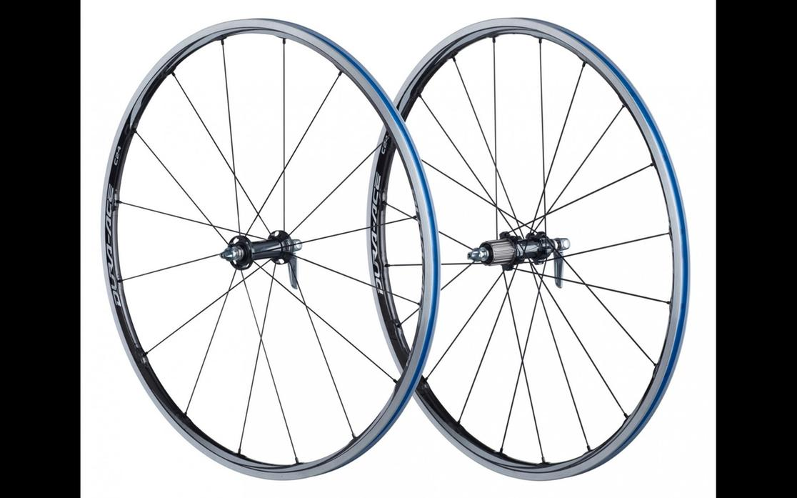 2016 Shimano DURA ACE 9000 C24 Clincher Wheelset Small