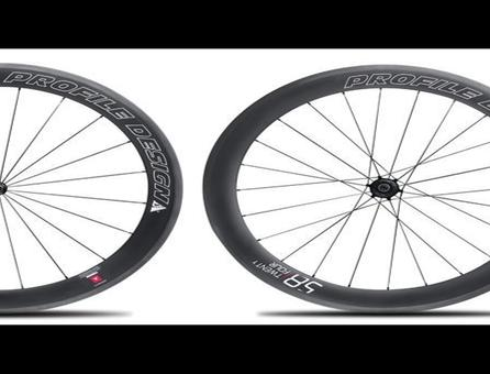 discount bikes, bicycles for sale, bike discount, 2016 Profile Design 58/TWENTY FOUR - Carbon Clincher