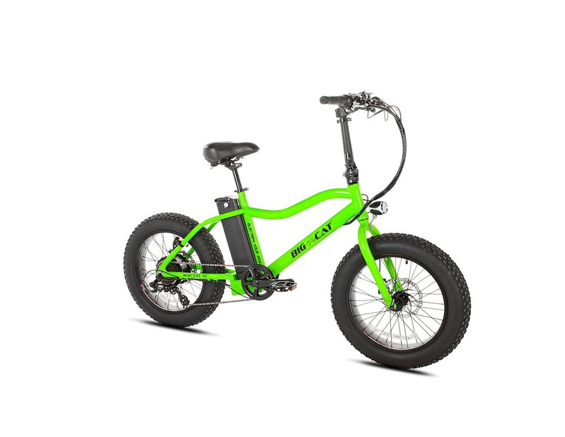 2017 Big Cat Electric Bikes  MINI CAT XL 500 MINI Small