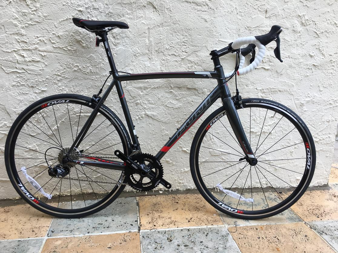2016 Fuji  Roubaix One 1 Large