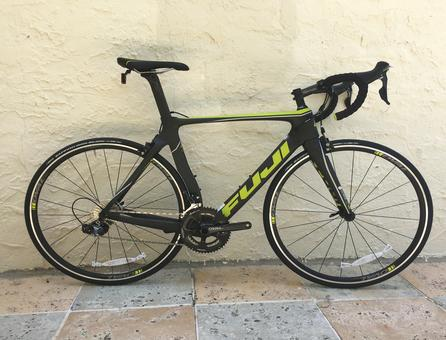 discount bikes, bicycles for sale, bike discount, 2017 Fuji Transonic Two.5 Aero