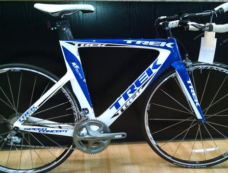 discount bikes, bicycles for sale, bike discount, 2011 Trek Speed Concept 7.5
