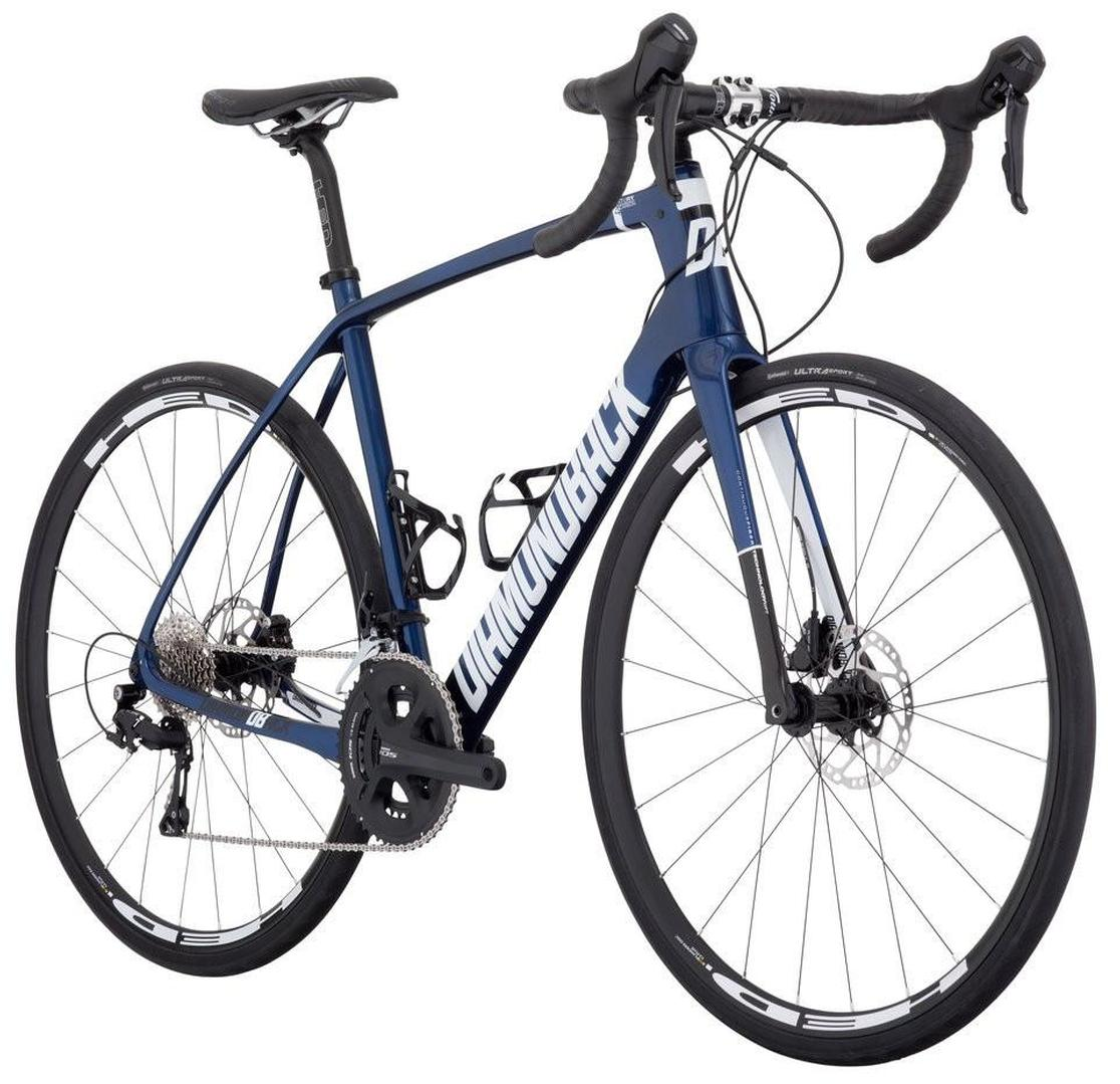 2017 Diamondback Century 4 Carbon 52cm