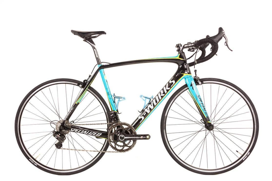 2017 Specialized  S-Works Tarmac - Astana 56cm