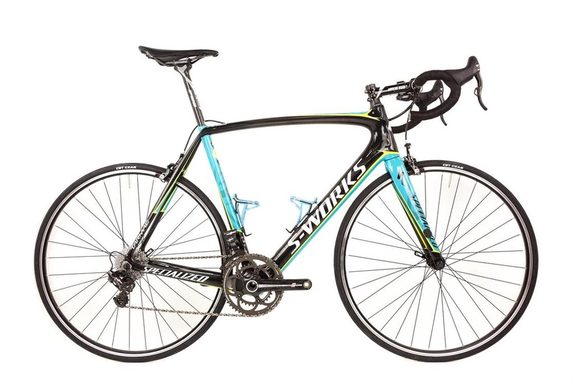 2017 Specialized  S-Works Tarmac - Astana 58cm