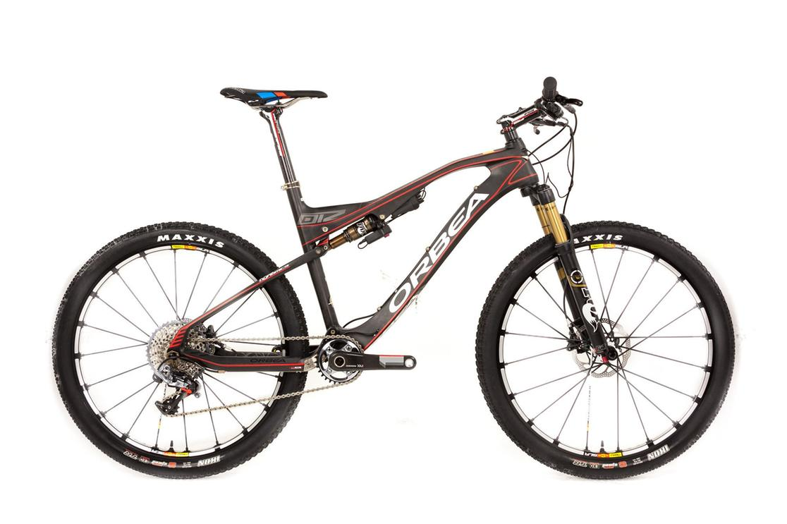 2014 Orbea  Oiz M-LTD Medium