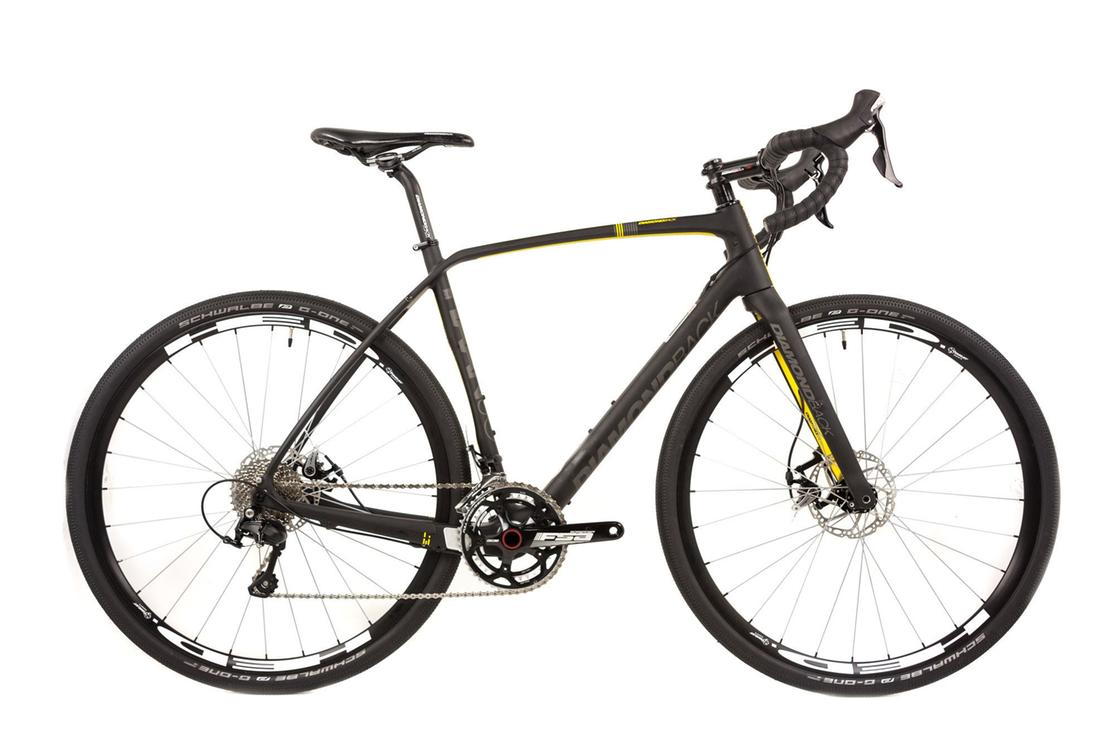 2017 Diamondback Haanjo Comp Carbon  53cm