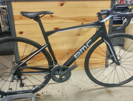 discount bikes, bicycles for sale, bike discount, 2017 BMC Roadmachine RM02 Ultegra
