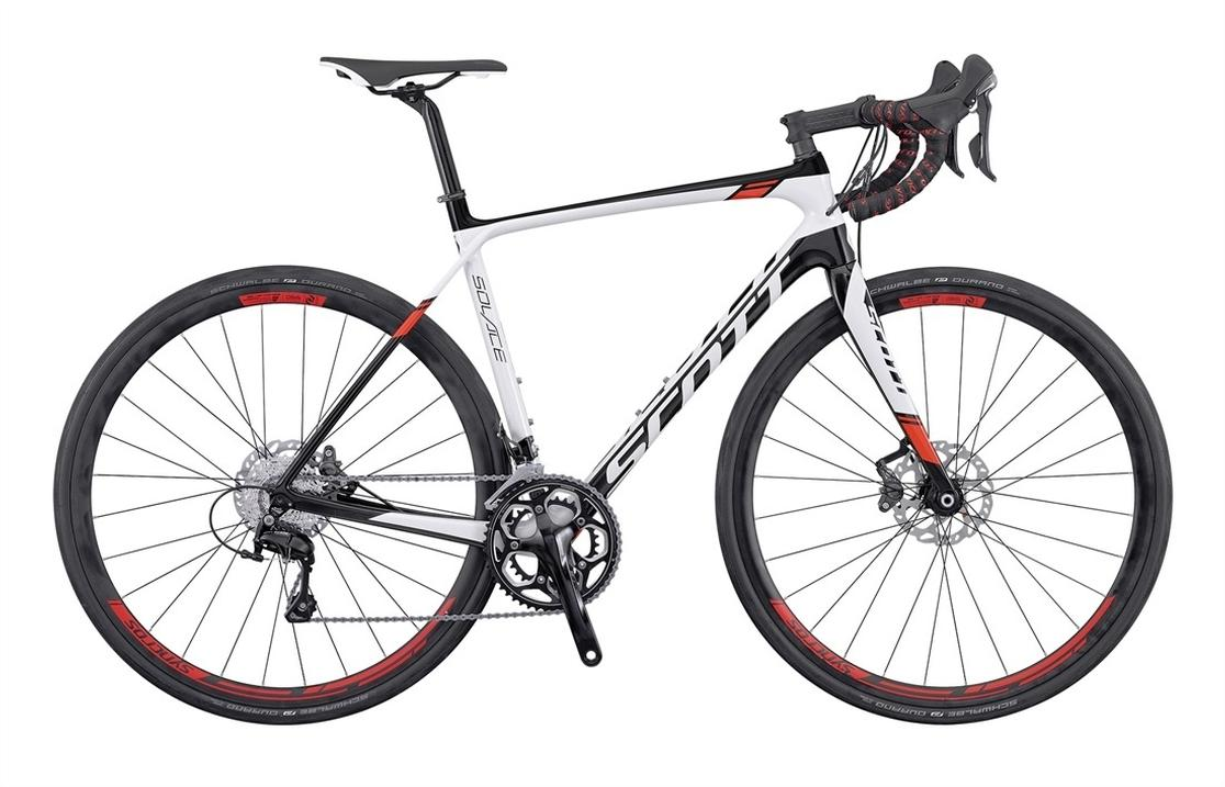 2016 Scott  Solace 20 disc 105 Small