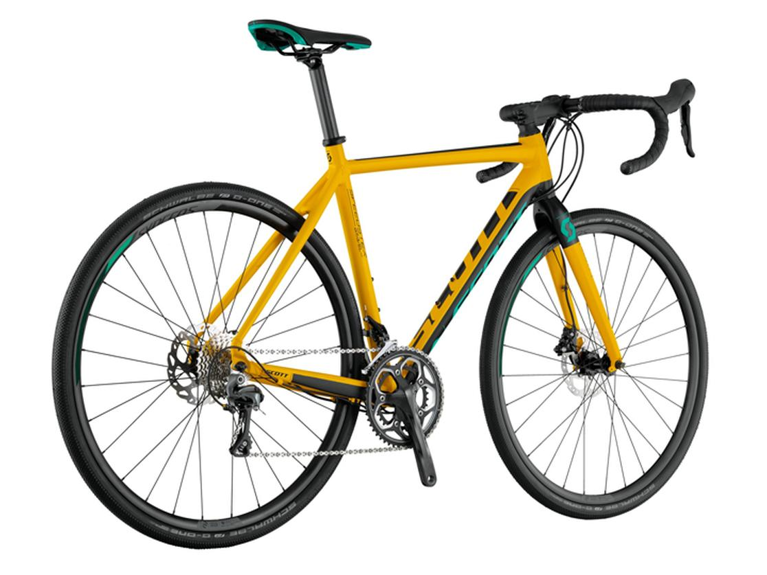 2017 Scott  Speedster Gravel 10 disc 105 Large