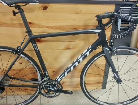 discount bikes, bicycles for sale, bike discount, 2016 Scott CR1 10 Ultegra