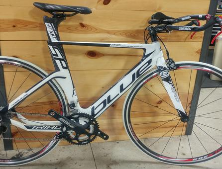 discount bikes, bicycles for sale, bike discount, 2014 Blue Triad SP Apex