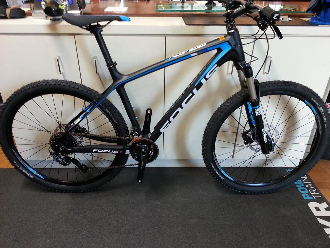 2015 Focus  Raven 27.5 Medium